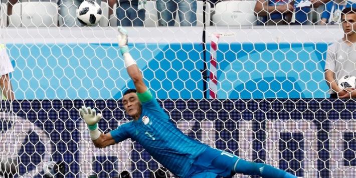 Oudste WK-speler Hadary (45) stopt bij nationale ploeg Egypte