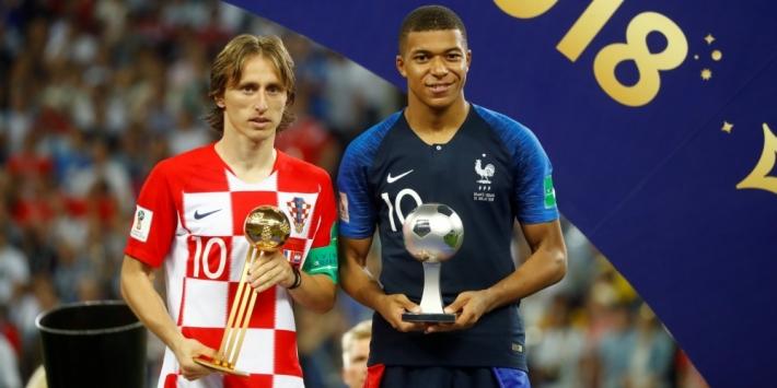 Bij Modric overheerst vooral trots na verlies in WK-finale