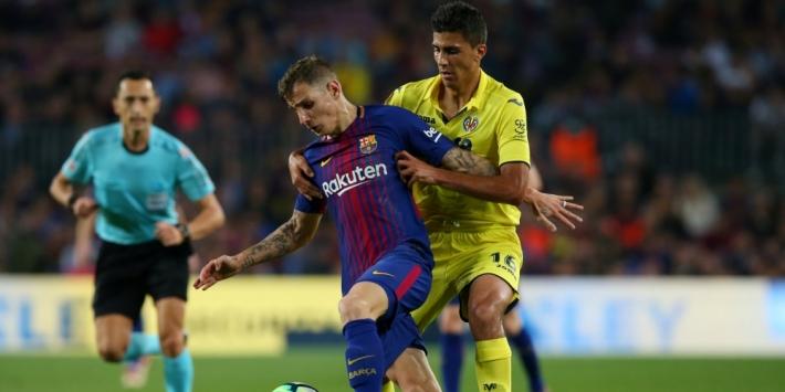 FC Barcelona laat Digne gaan en dat lijkt goed nieuws voor Brands