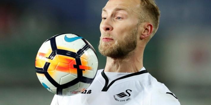 Van der Hoorn begint met Swansea goed aan nieuwe seizoen