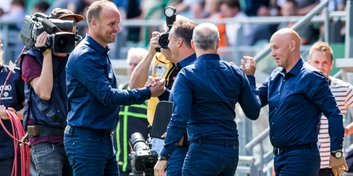 Matig FC Emmen uiteindelijk zonder problemen langs OFC