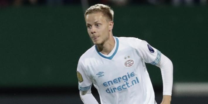 Officieel: PSV'er Rigo verkast op huurbasis naar ADO Den Haag