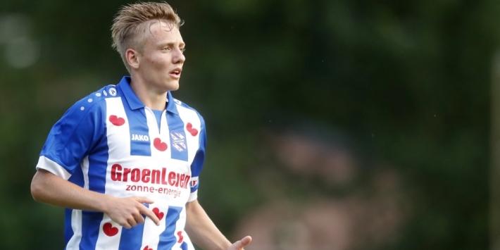 SC Heerenveen laat Frederiksen (19) alsnog vertrekken