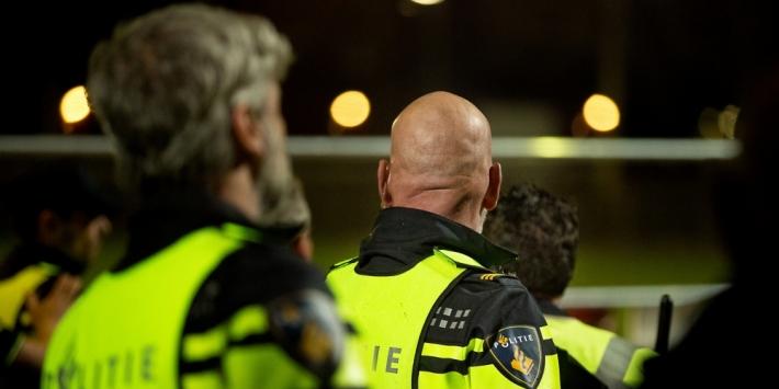 Politie grijpt hard in bij clash tussen 'Ajax- en Feyenoord-fans'