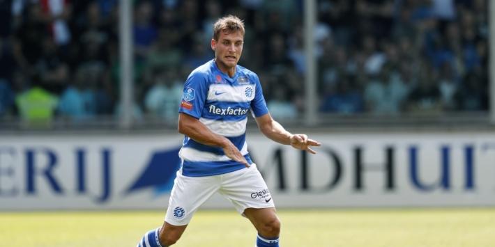 Bakker verlaat profvoetbal en tekent bij amateurs van Staphorst