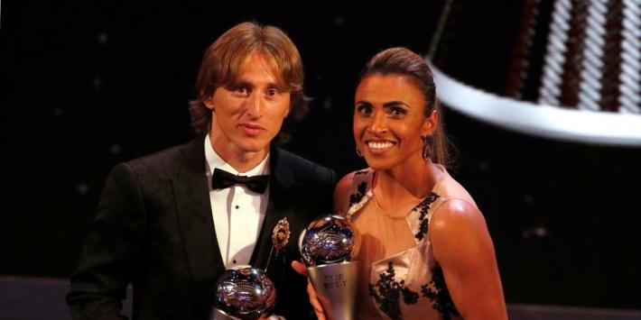 The Best: Modric doorbreekt hegemonie Ronaldo en Messi