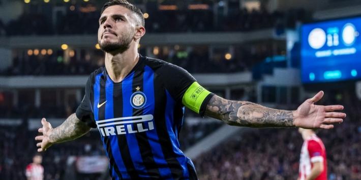 """Icardi: """"Inter had het verdiend om ronde verder te gaan"""""""