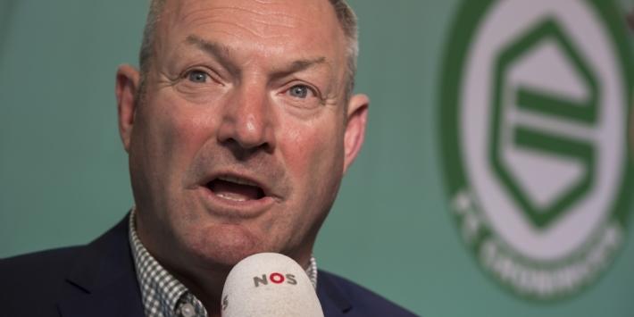 Jans verlengt contract niet bij Groningen en stopt in zomer