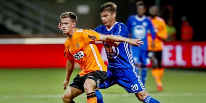 Almere City ziet middenvelder Calcan terugkeren naar Roemenië