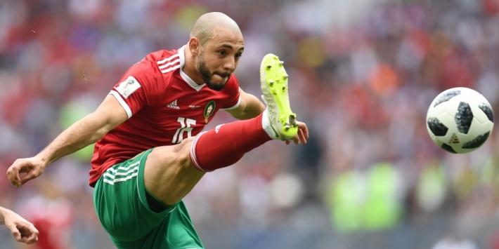 Marokko stelt met Idrissi als basisspeler zwaar teleur tegen Libië
