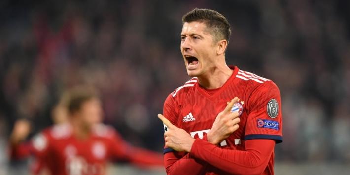 Lewandowski overweegt om loopbaan bij Bayern af te sluiten