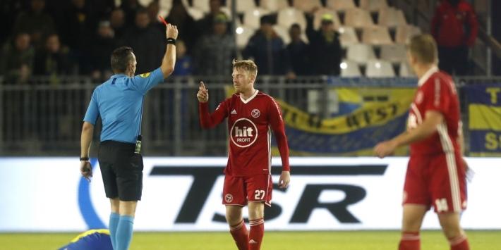 Almere City FC de komende duels zonder geschorste Loen