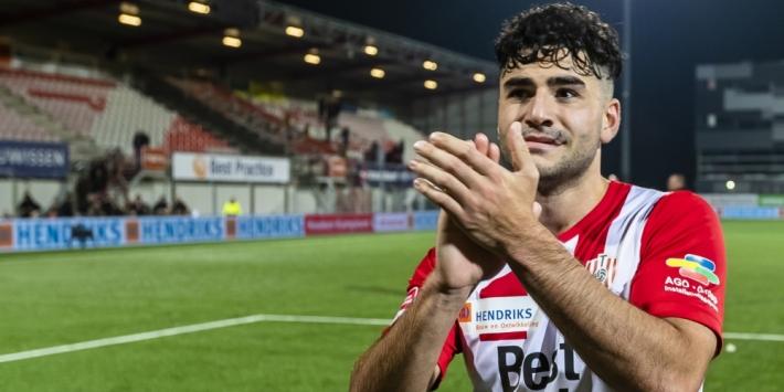 """Dogan blinkt uit: """"Ik denk dat hij de Eredivisie aan zou kunnen"""""""