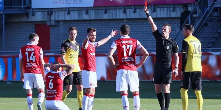 Engels en Ippel zwaar gestraft na incident: Roda JC al in beroep