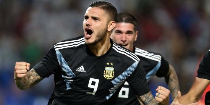 Argentinië boekt vierde oefenzege sinds mislukt WK