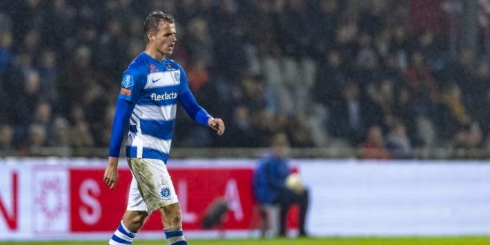 RKC lijft verdediger Nieuwpoort in na succesvolle stage