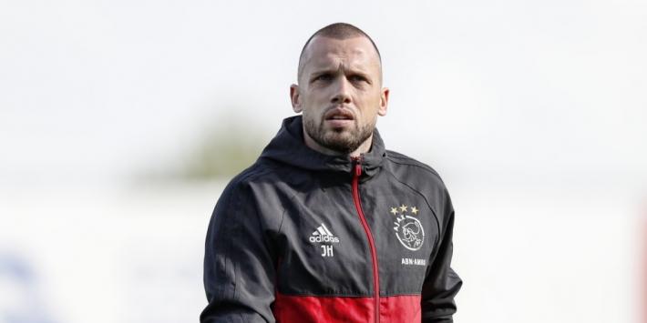 Heitinga, Kuijt en Hofland gaan UEFA Pro-cursus volgen