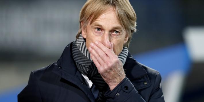Koster schorst vier (!) Willem II'ers voor duel met Emmen