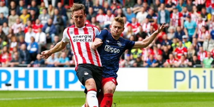 Elftal van het Jaar 2018: louter PSV'ers en Ajacieden