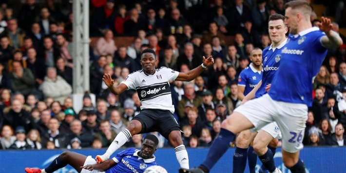 Oldham Athletic stunt en kegelt Fulham op eigen veld uit FA Cup
