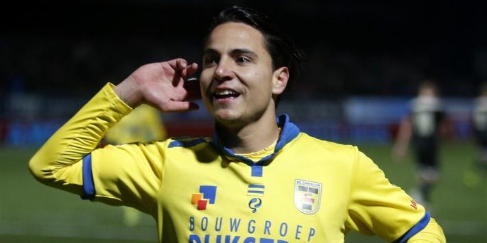 Kroatische club verlost Cambuur van hoofdpijndossier Mathieu