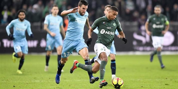 Goal Strootman niet genoeg voor Marseille in crisis