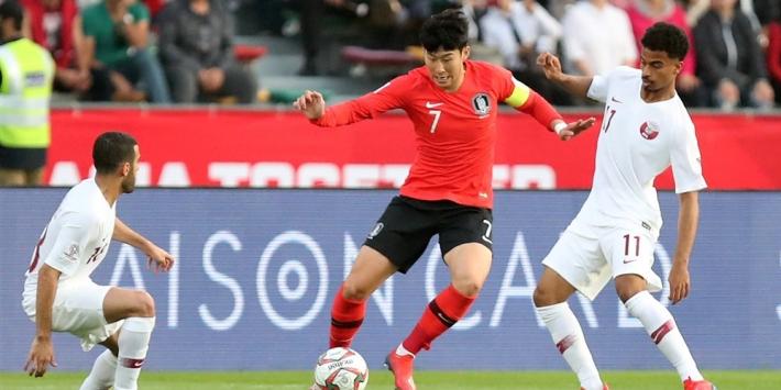 Azië Cup: Sainsbury en Behich én Son verrassend uitgeschakeld