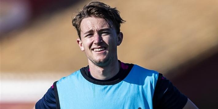 FC Utrecht stalt Velanas voor half seizoen bij Helmond Sport