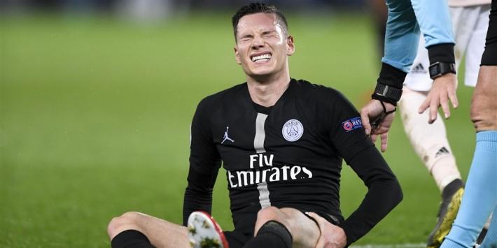 Draxler heeft niet de intentie om Paris Saint-Germain te verlaten