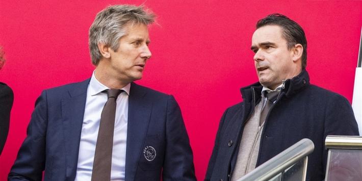 'Leegloop Ajax blijft uit: Van de Beek en Dest blijven mogelijk toch'