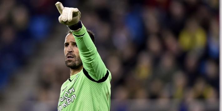 Keeper Eduardo (36) keert terug bij oude liefde SC Braga