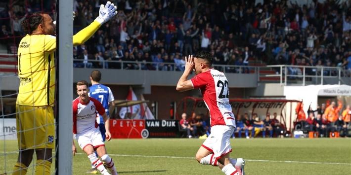 Sterk FC Emmen verslaat verschrikkelijk Heerenveen en staat 15e