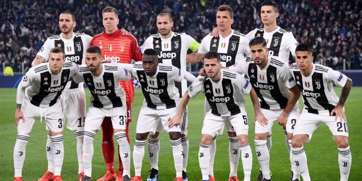 Juventus: team zonder pijnpunten moet finaletrauma wegspoelen