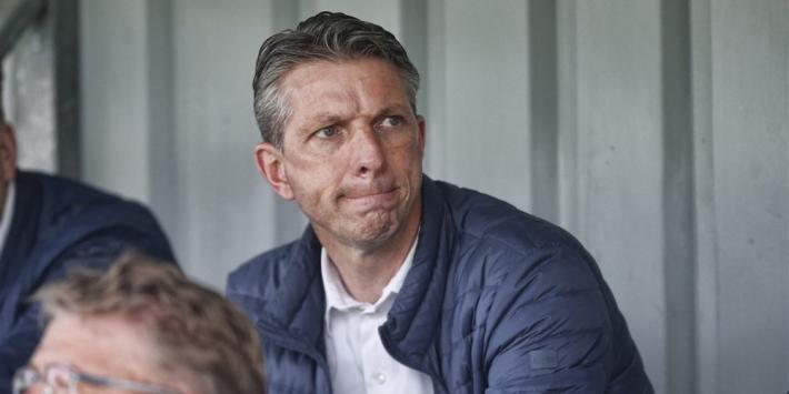Heerenveen haalt Fernandez als opvolger van Botman