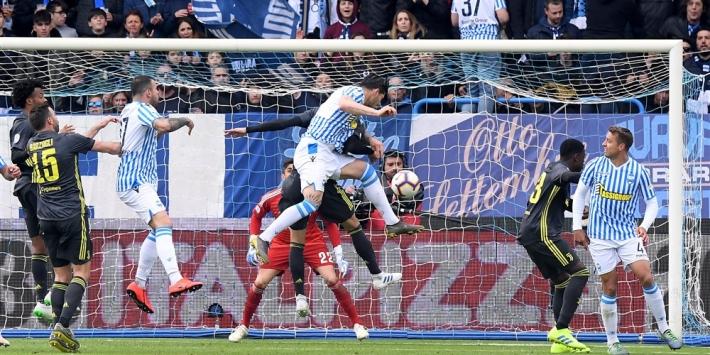 B-keus Juventus slaat flater en is nog geen kampioen