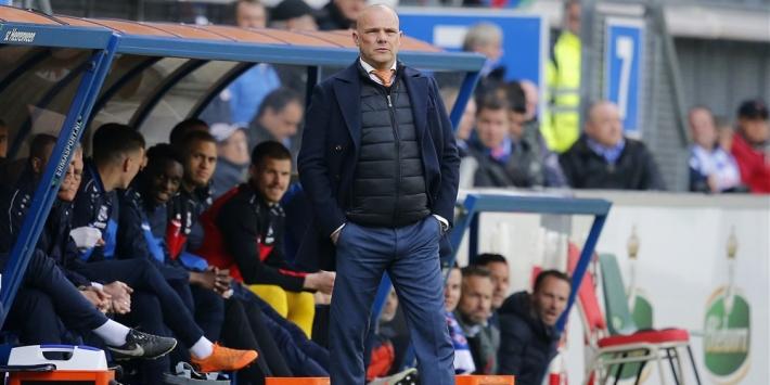 Heerenveen wint ook tweede oefenduel van de dag niet