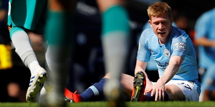 Finaleronde van Nations League kan De Bruyne niet boeien