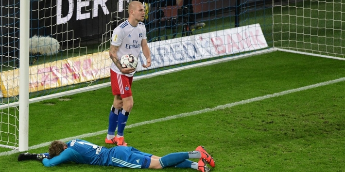 Van Drongelen loopt Duitse bekerfinale mis met Hamburger SV