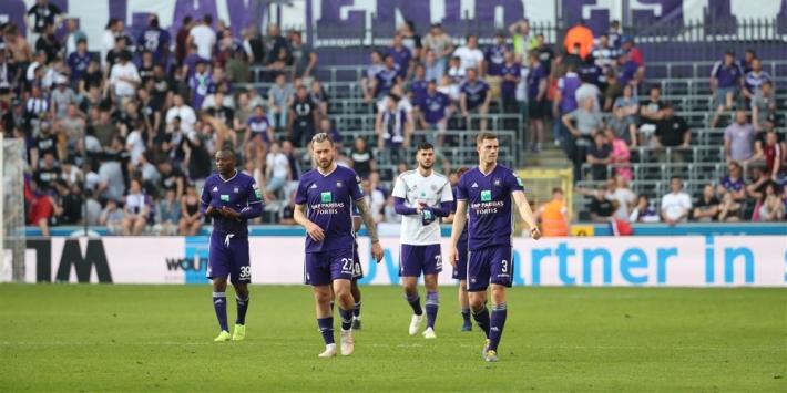 Anderlecht zinspeelt weer op oefenwedstrijd tegen Ajax