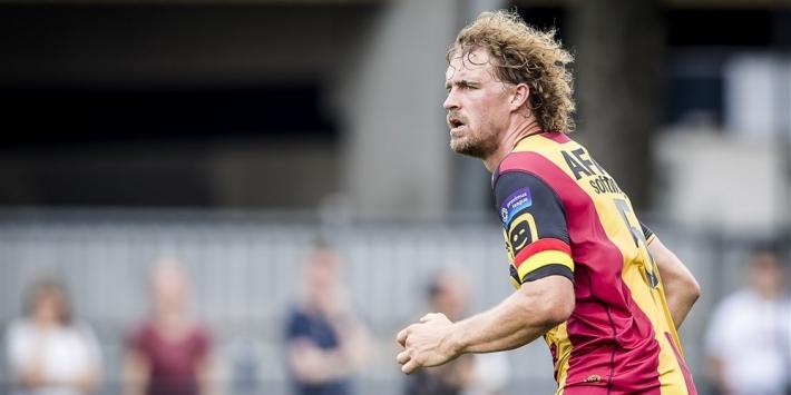 KV Mechelen neemt na twee jaar afscheid van Swinkels en Castro