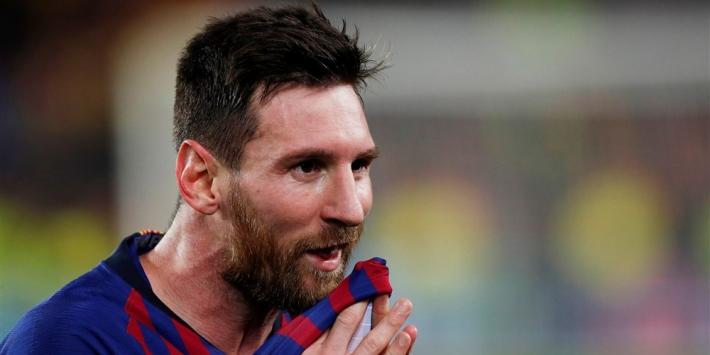 Messi ziet Argentinië niet als favoriet voor Copa América-winst
