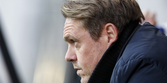 Almere City FC grijpt in na mindere periode: Tobiasen ontslagen