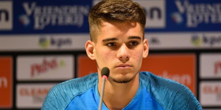 'KRC Genk aan de haal met Ajax-target Ianis Hagi'