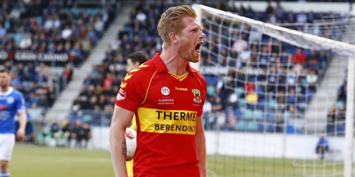 Van der Venne schiet Go Ahead Eagles langs TOP Oss