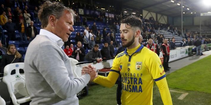 Pikante start in Eerste Divisie: De Graafschap - Cambuur