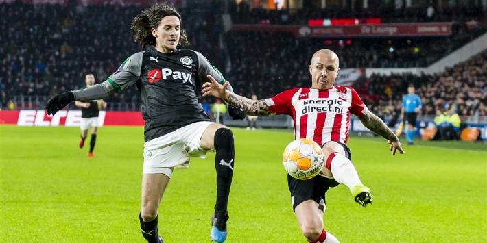 FC Groningen laat Absalem naar Roda JC vertrekken