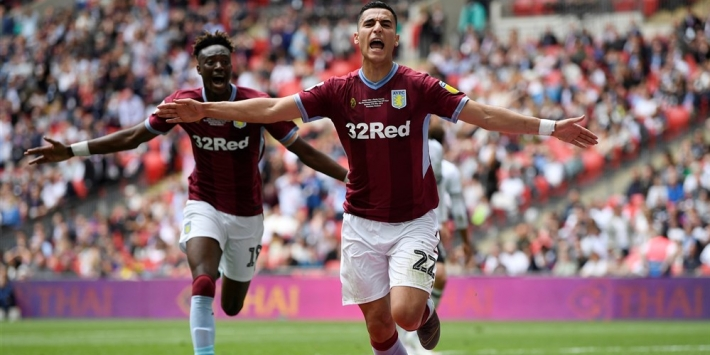El Ghazi definitief met Aston Villa de Premier League in
