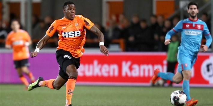 Telstar plukt aanvaller Berenstein weg bij FC Volendam