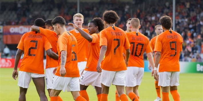 Jong Oranje-concurrent Portugal kent genade met Gibraltar