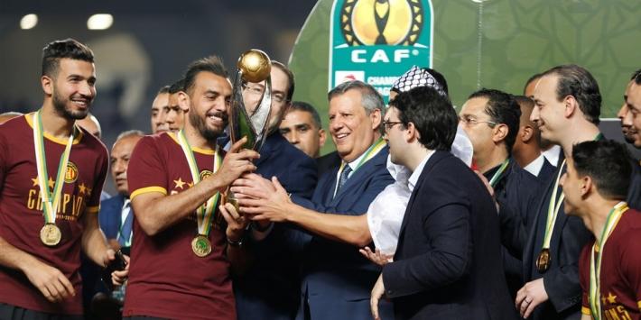 Bizarre return Afrikaanse Champions League moet opnieuw